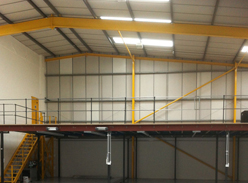 Warehouse Suspended Ceiling